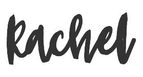 Rachel Emily Blog Logo