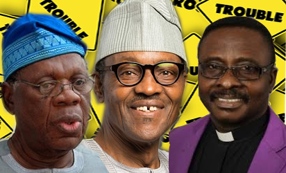 Buhari's Cash Gift Divides CAN: Trouble in the House of God