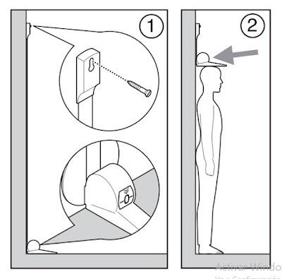 instrucciones de la cinta seca 206
