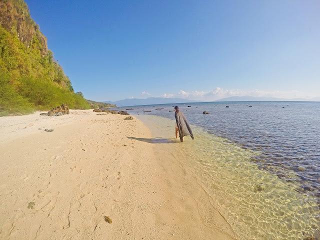 (c) Rizza Salas x Fortalez / Oscar Island
