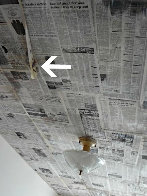 แบบฝ้าเพดาน