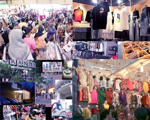Bagi masyarakat Bandung banyak alternatif tempat belanja untuk mendukung  kebutuhan selama Ramadhan ataupun menjelang Lebaran. Di sinilah terjadi  trend di ... cd20c3c670