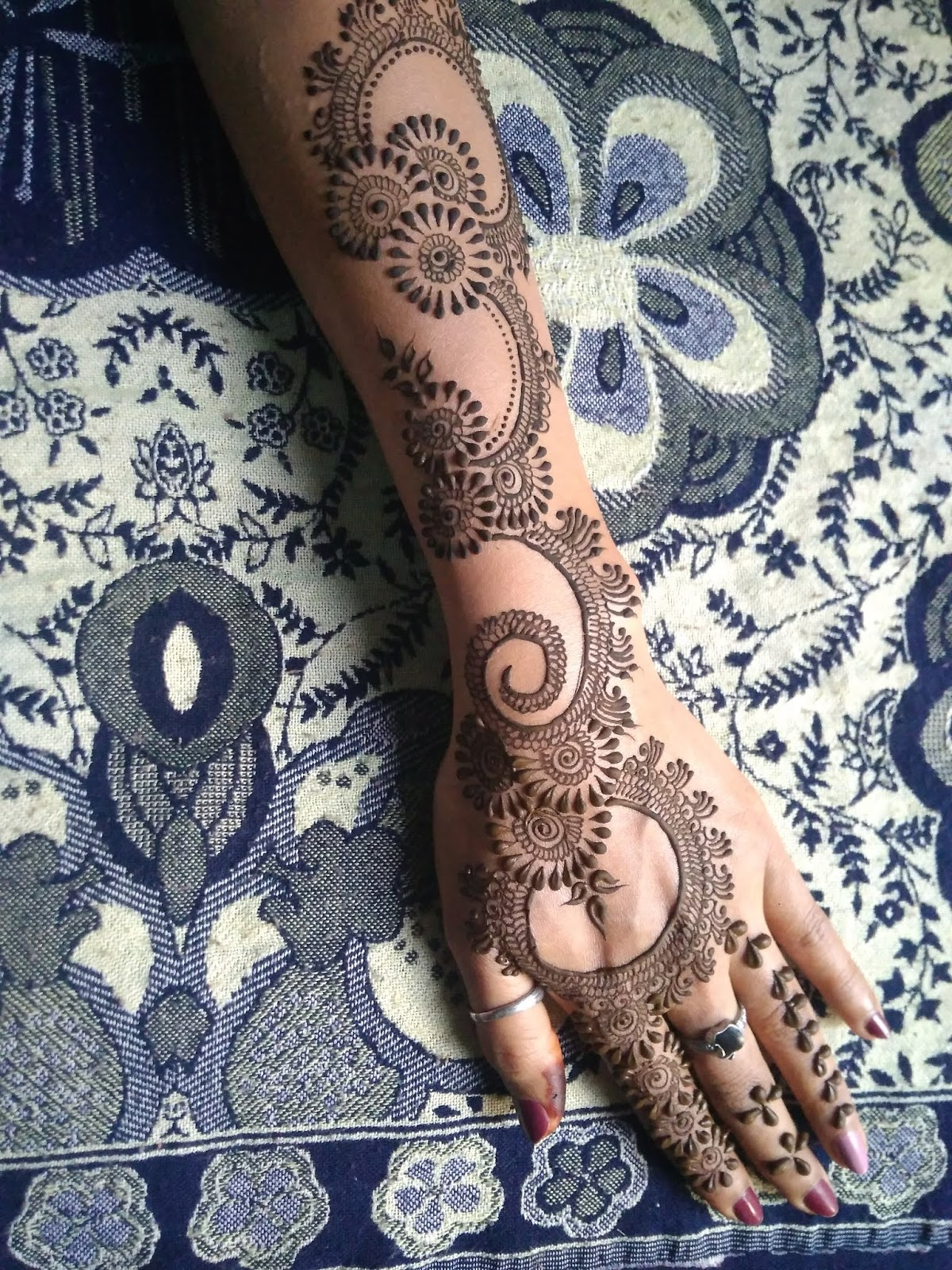 Mamta Mehndi Design Easy Arabic Mehndi Design 2018 Stylish Mehndi