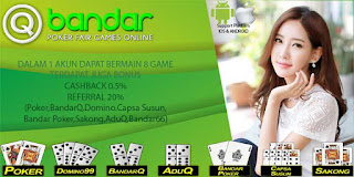 QBandar Agen Judi BandarQ Online Terpercaya - www.Sakong2018.com
