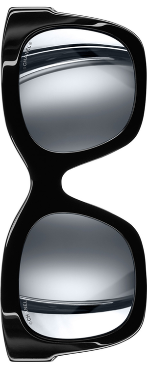 Chanel Square Signature Sunglasses