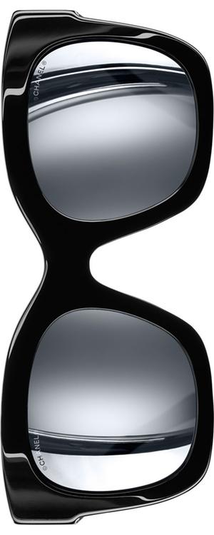 1e9b0fdcd05 Chanel Square Winter Sunglasses Purple