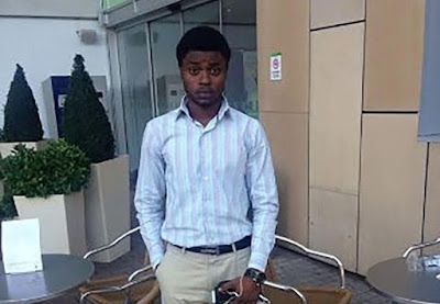 UNBELIEVABLE!!! ODUKOYA'S SON ARRESTED AND JAILED IN UK - WHAT THE FEMALE VICTIM SAID WILL SCARY YOU (PHOTO)