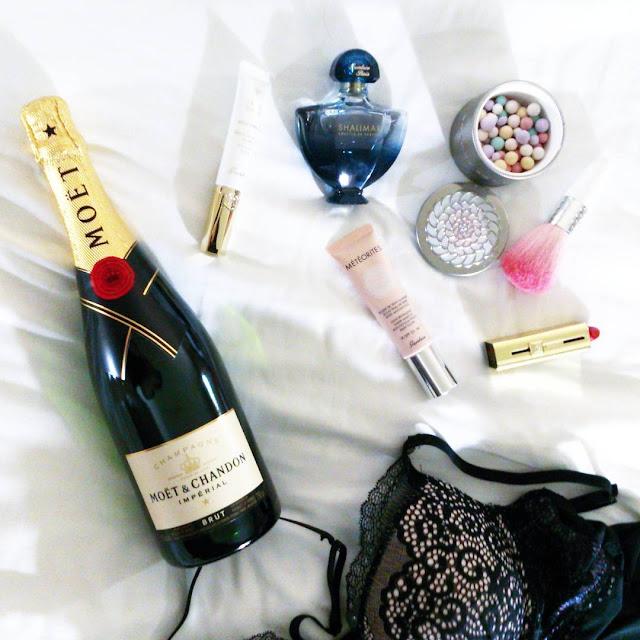 Toronto: Moët & Chandon et Guerlain #luxe - #luxurylifestyle