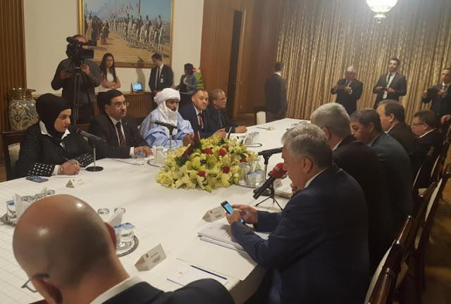 تركيا تؤكد على ضرورة تنظيم استفتاء لتقرير مصير الشعب الصحراوي