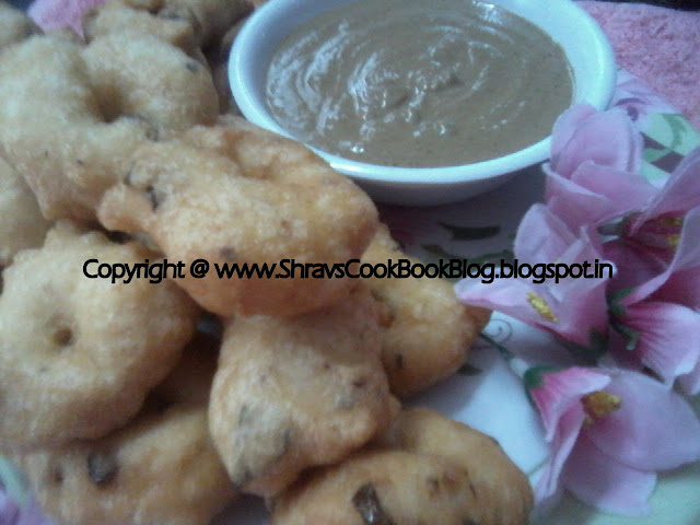 How to make Medhu Vadai Recipe