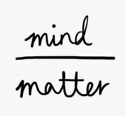 Mind over matter - running meme