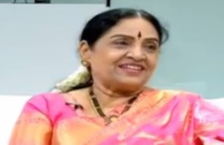 Virundhinar Pakkam Sun Tv – Veteran Tamil Actress Sachu (Nandhini Serial)