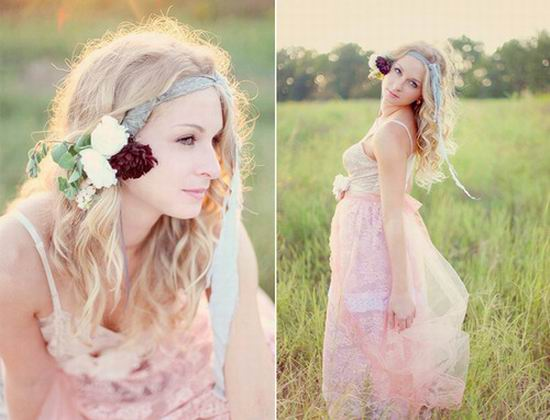 Wedding Dress Ideas: Casper's Fashion World: {My Love} Boho Wedding Dresses & Ideas