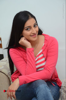 Telugu Actress Mouryani Latest Pos in Blue Denim Jeans  0193.JPG