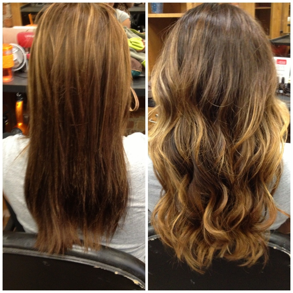 Streamline Hair Design By Sam Ombr 233 Color Melt