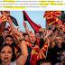 Kόλαση στα Σκόπια:Το VMRO κατά της Συμφωνίας!Βγήκαν στους δρόμους...Προμηνύεται θύελλα....
