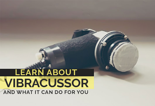 Learn About Vibracussor And What It Can Do For You