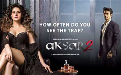 Aksar 2 (2017) Hindi 300MB Movies Download DVDRip