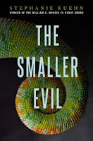 https://www.goodreads.com/book/show/27774725-the-smaller-evil?from_search=true