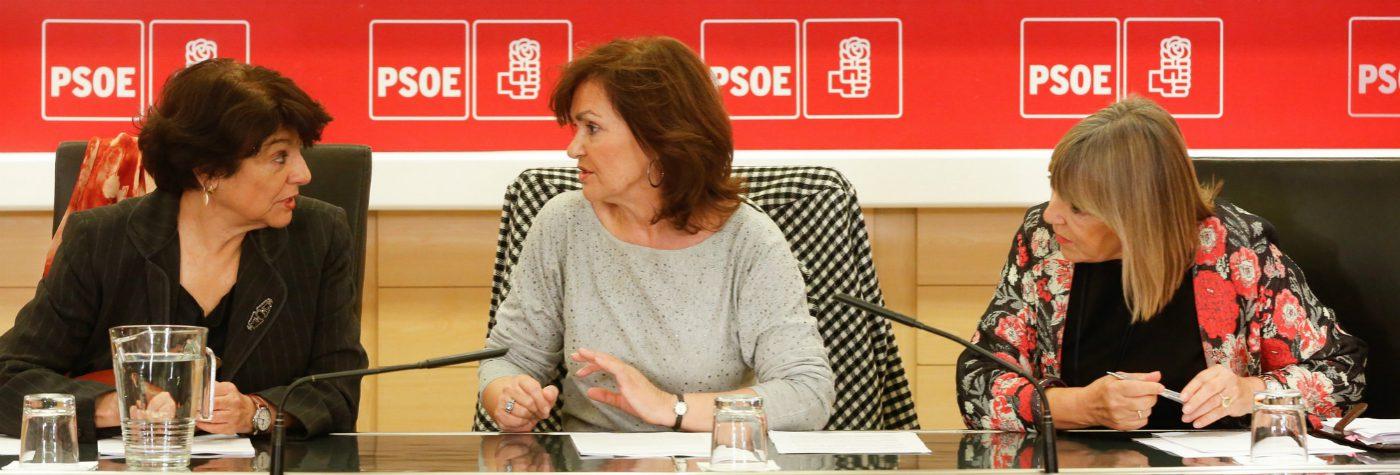 El PSOE propondrá una ley contra la trata