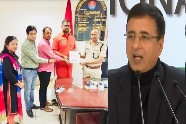 Faridabad-BJP-Leaders-Meet-CP