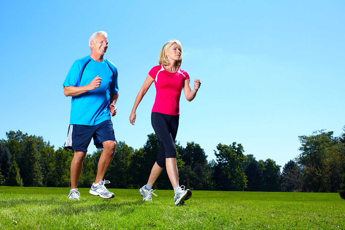 Walking and how it helps prevent certain health conditions