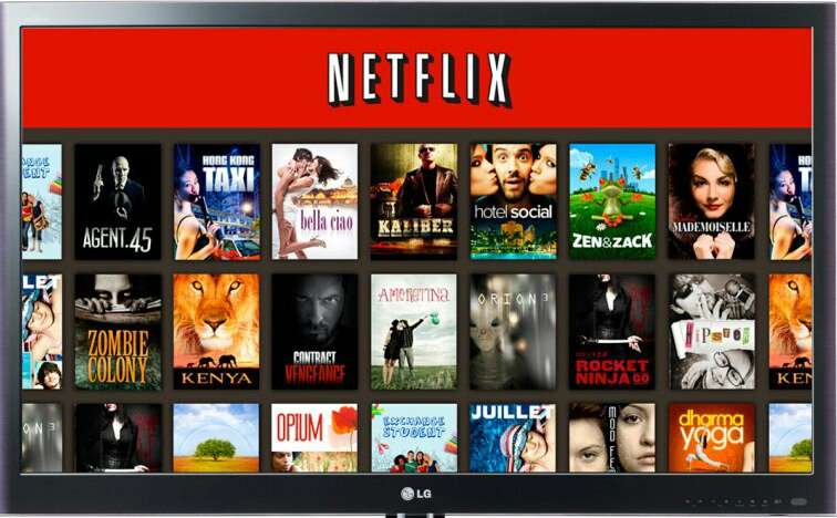 NETFLIX N CHILL: YOU CAN NOW DOWNLOAD SELECT TV SHOWS/MOVIES
