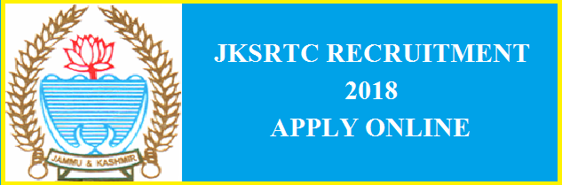 Jammu & Kashmir State Road Corporation Recruitment 2018 – Apply online for 342 posts
