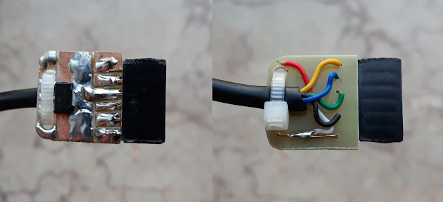 Connector for Arduino Pro Mini