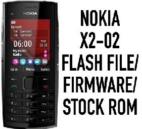 Nokia X2-02 Flash File