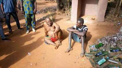 Ritualist Who Pay Boys To Collect Pants Of Virgins Arrested In Anambra | See Photos