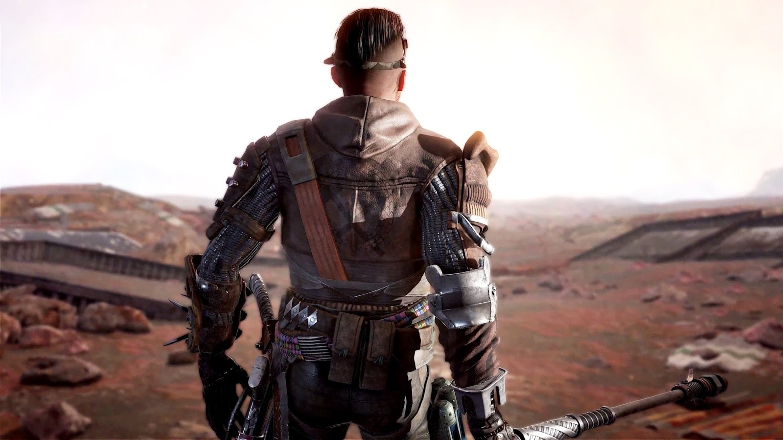 The Technomancer ya está disponible — rol y acción de corte post-apocalíptico - • Survival ...