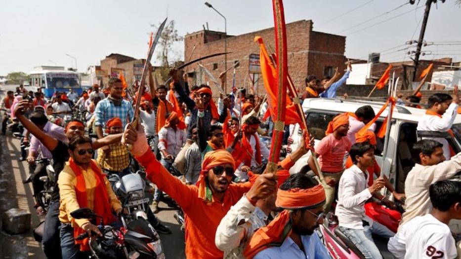 India Tolak Laporan AS Soal Serangan ke Minoritas Muslim