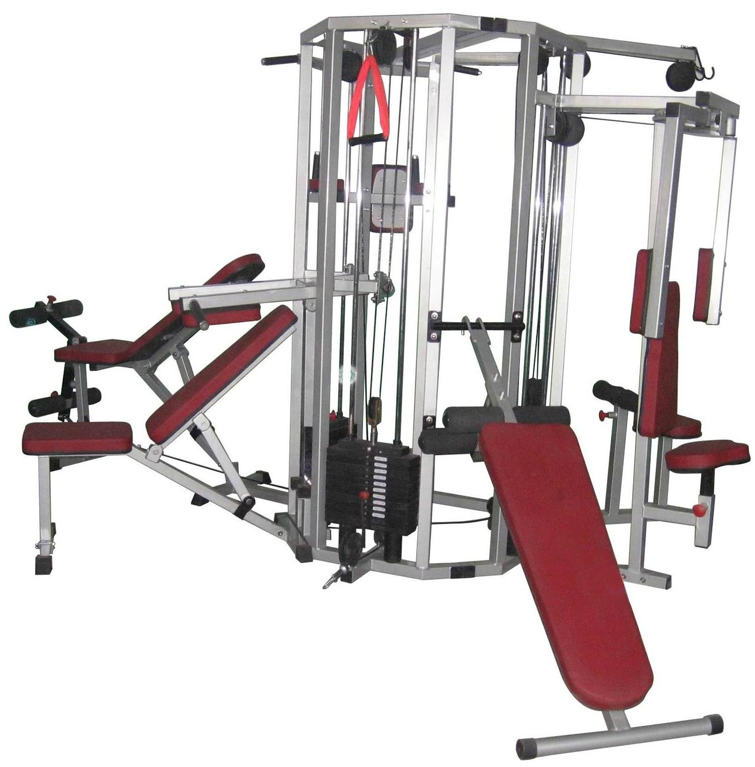 Fitness Equipment Home Gym: Benefits Of Buying Multi Station Home Gym Equipments