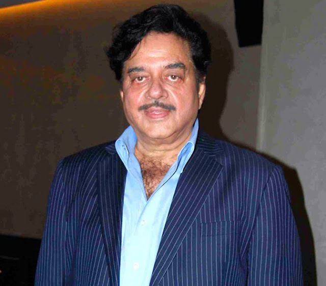 Happy Birthday, Shatrughan Sinha !