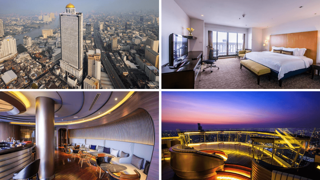 รีวิว!! 10 โรงแรมริมแม่น้ำกรุงเทพฯ ยอดฮิต งบแค่หลักพัน