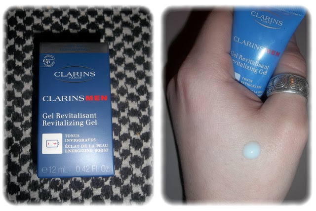 Gel Revitalisant - Clarins Men - Glossybox Men Avril 2012