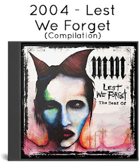 2004 - Lest We Forget The Best Of (Compilation)