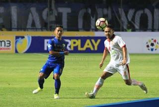 Persib Bandung Gagal Kalahkan Borneo FC