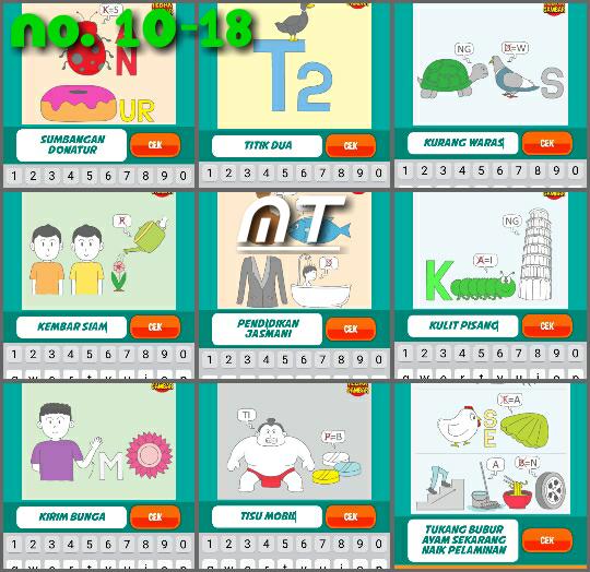 Kunci Jawaban Jawaban Tebak Gambar Level 11 Guru Ilmu Sosial