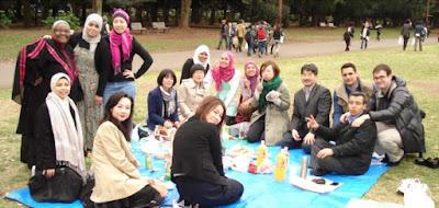 Jepang Terbuka dengan Pengunjung Muslim