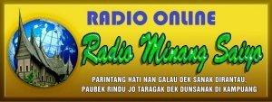 Streaming Radio Online Minang Saiyo radio urang awak