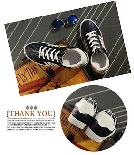 Sepatu Pria Korea Model Terbaru Juni 2016