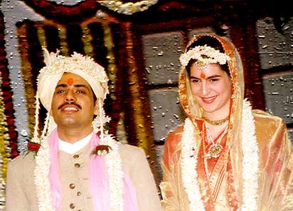 Priyanka Gandhi Wedding Wallpapers ~ Hot Photos Hub