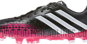 472d92c85 ... promo code for adidas black vivid berry predator lz ii boot released  87d4d b401b