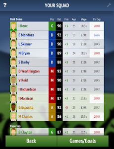 Download Football Chairman Pro V1.0.9 MOD APK