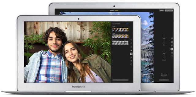 harga laptop apple macbook air baru