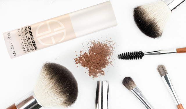 best facial primers by Studio Gear and barbies beauty bits