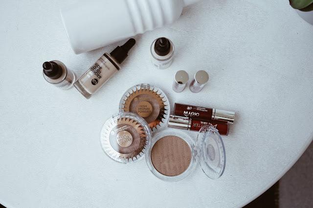 Bell Hypoalergenic Nude Liquid Powder - lekki podkład na lato i nowości kosmetyczne Bell Hypoalergenic