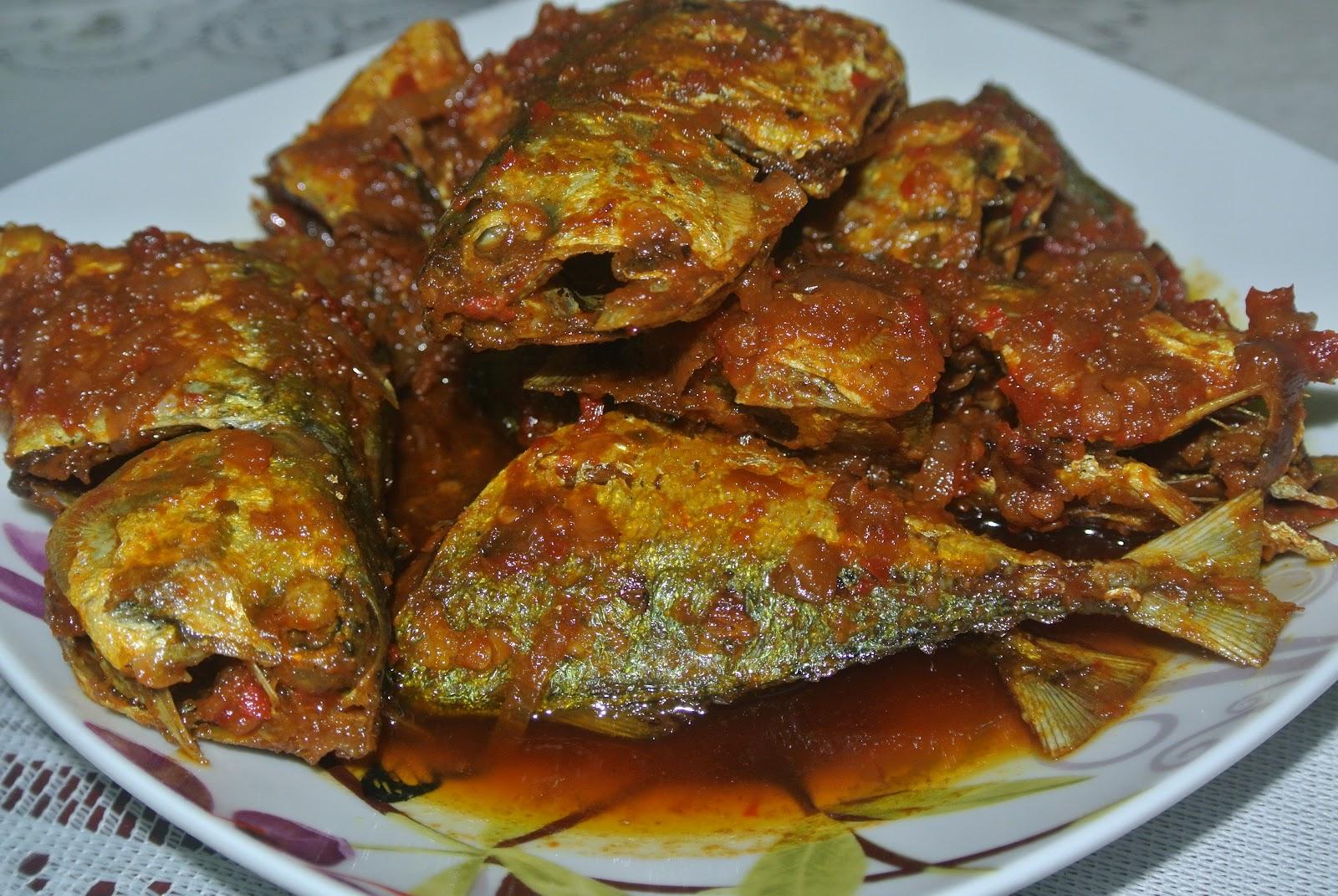 Kasih Nan Abadi..Selamanya..::~: Ikan Berlada & Terung Celup Tepung